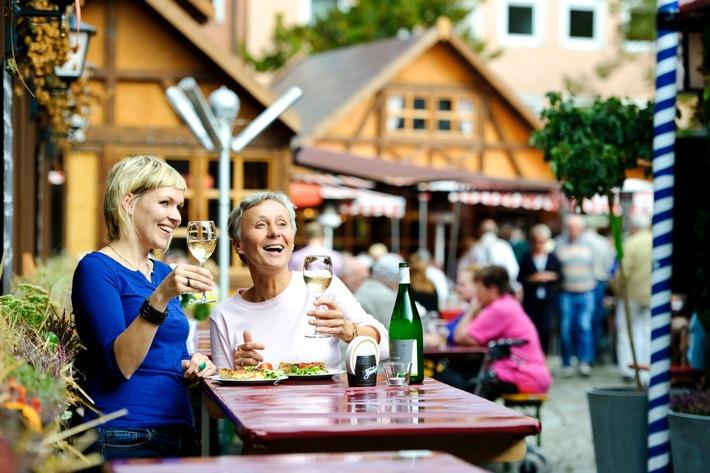 Nürnberger Altstadtfest bittet zur kulinarischen Frankenreise