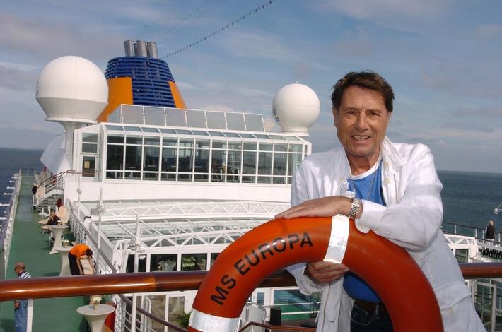 Udo Jürgens zu Gast auf der EUROPA