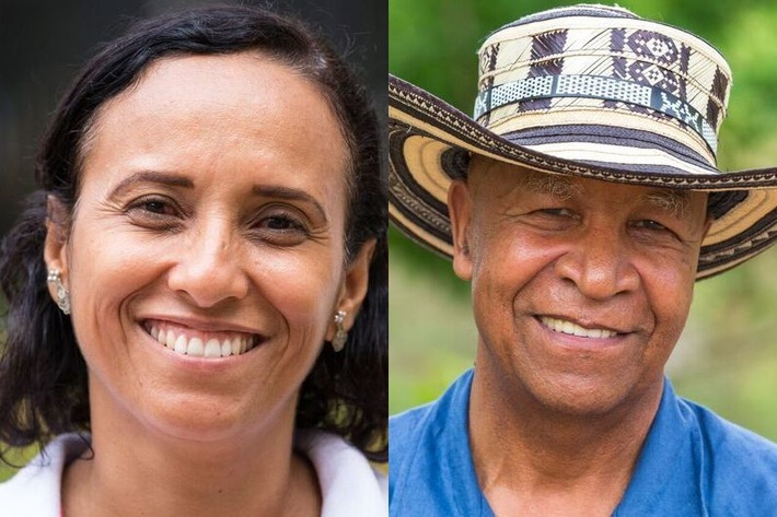 Einsatz für Frieden und Menschenrechte ausgezeichnet / Prix Caritas geht nach Kolumbien