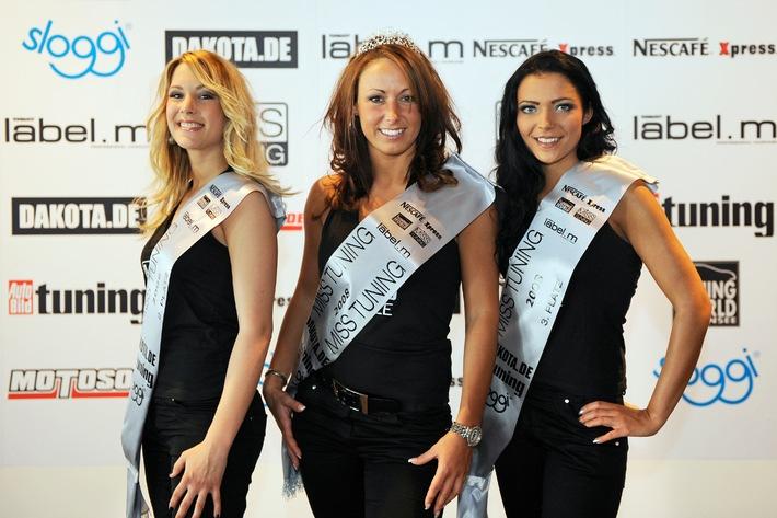 autobild.de: Das ist die Krönung - die Miss Tuning 2008 heißt Daniela Grimm