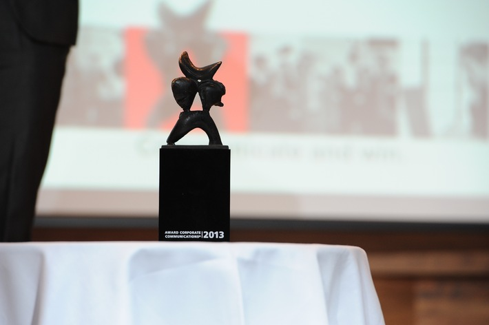 Preisverleihung des zehnten nationalen Branchenpreises Award-CC: Projekte 2014 bis zum 22. Juli einreichen (BILD)