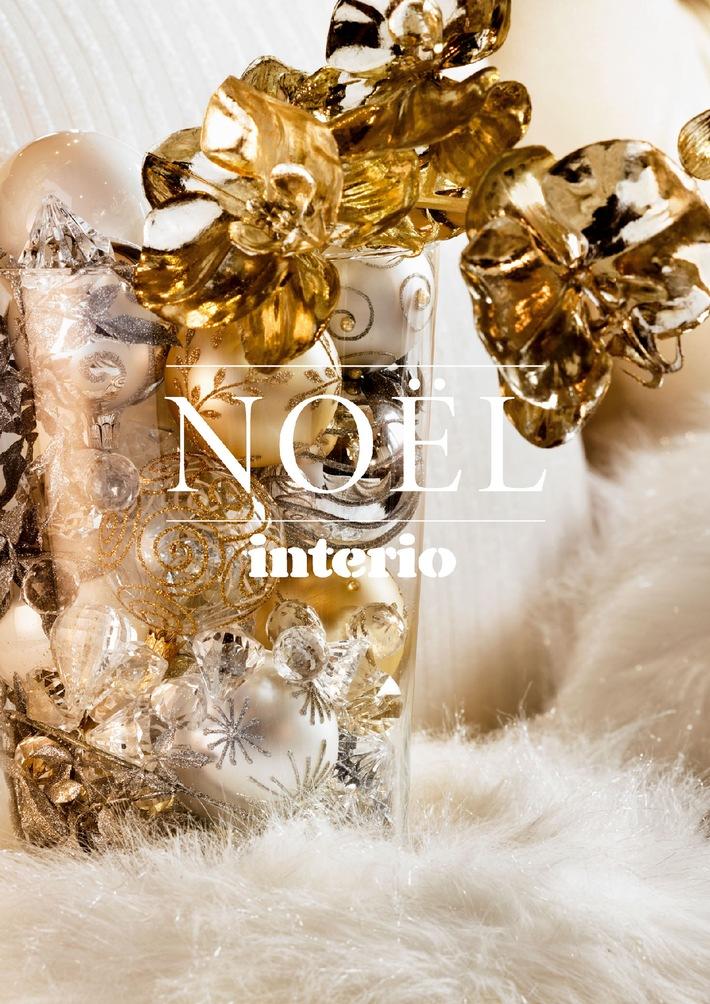 Noel chez Interio: Maintenant dans toutes les succursales