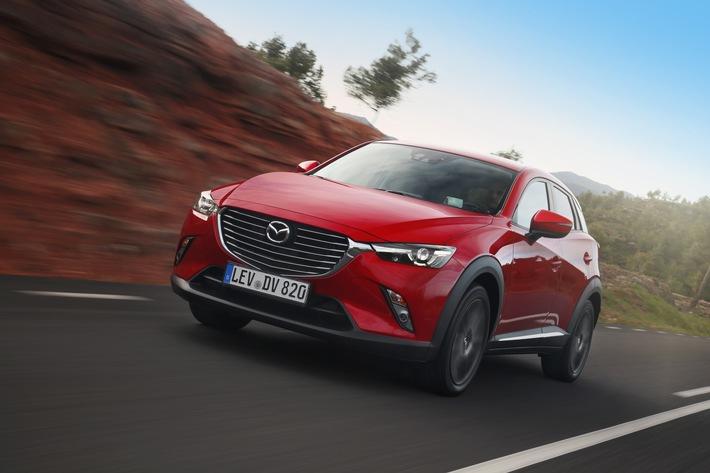 Mazda steigert Absatz und Umsatz
