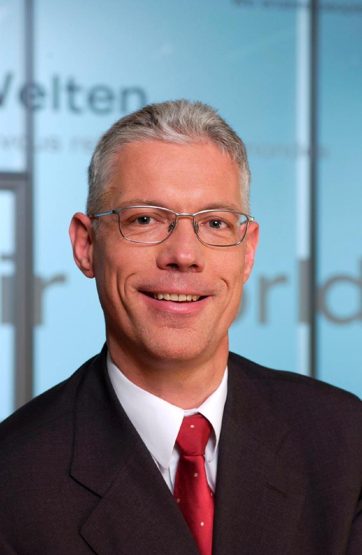 Rudolf Fischer wird Managing Director von cablecom