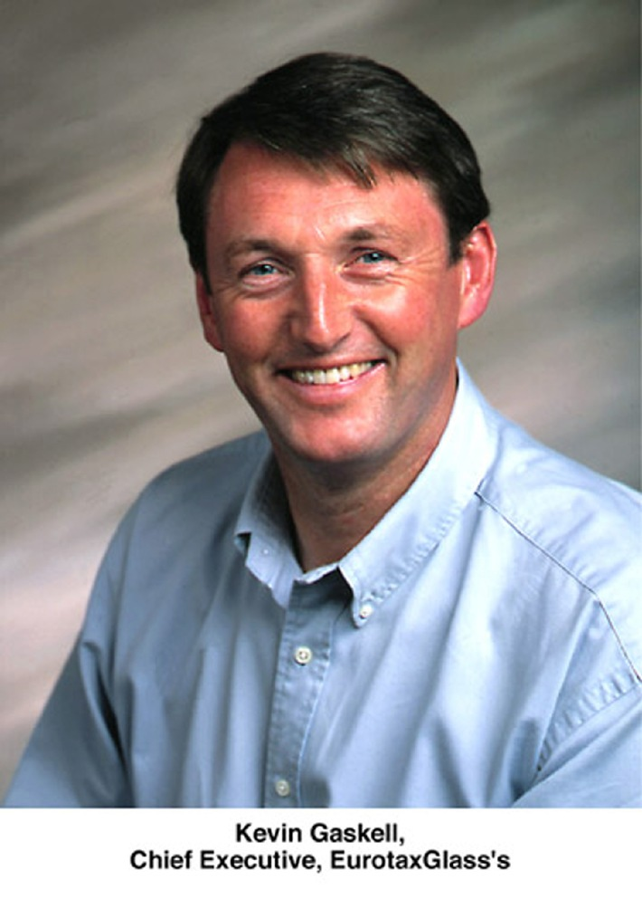 EurotaxGlass's ernennt Kevin Gaskell ab sofort zum neuen CEO