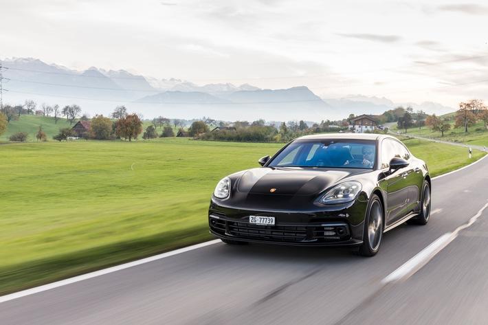 Nel 2016 Porsche Schweiz ha consegnato ai clienti 3.970 vetture