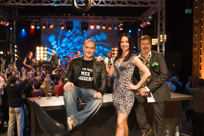 """Deutschland im Partyfieber. kabel eins sucht ab dem 11. April 2010 in fünf großen Prime-Time-Shows """"Deutschlands beste Partyband"""""""