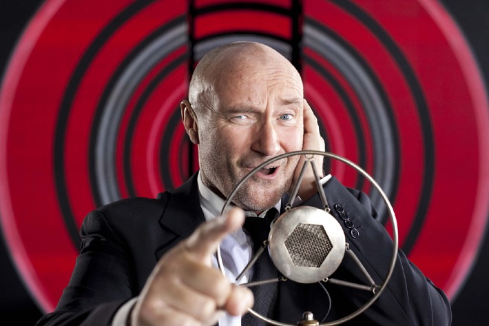 Phil Collins ist Botschafter der neuen SAT.1-Imagekampagne (mit Bild)