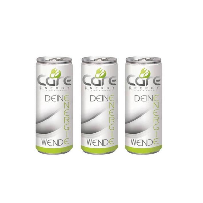 Trink Dich stromkostenfrei mit Care-Energy-Drink