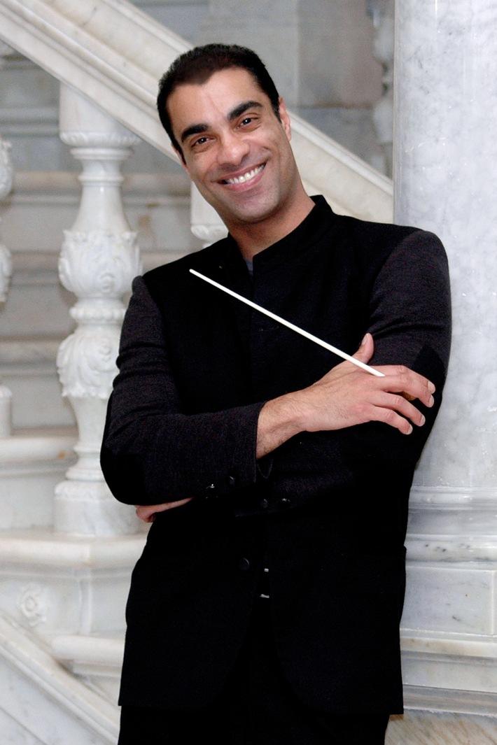 Migros-Kulturprozent-Classics: Tournee III der Saison 2015/2016 / Ein indischer Superstar in den Schweizer Konzertsälen