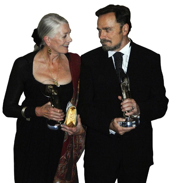 """""""Wir sind Freunde und wir sind Liebende""""  Oscarpreisträgerin Vanessa Redgrave und Ehemann Franco Nero im exklusiven Tele 5-Interview über..."""