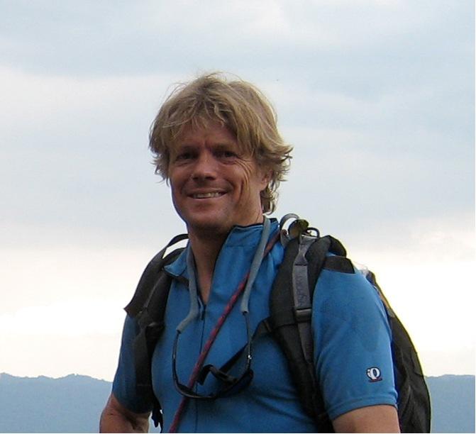 John Harlin III - Wandern, klettern, pedalen und paddeln: In drei Monaten rund um die Schweiz