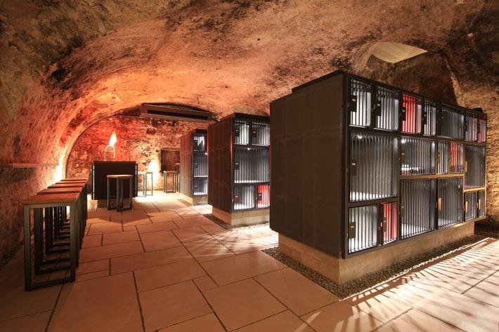 Wenn Banker eine wineBANK eröffnen: Private Members' Club für Weinliebhaber neu in der Pfalz