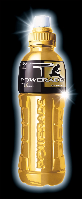 Powerade - fournisseur d'énergie aux Jeux Olympiques