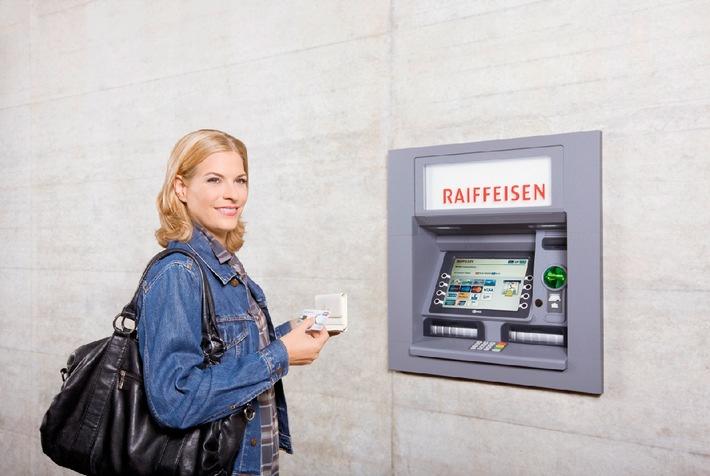 Raiffeisen gibt die millionste Maestro-Karte heraus
