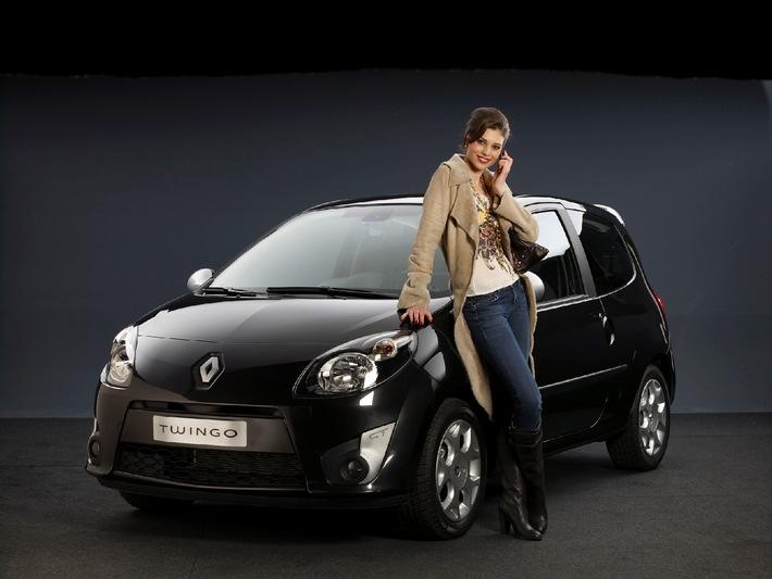 Supermodel auf 3+ - Nathalie Güdel gewinnt neuen Renault Twingo GT
