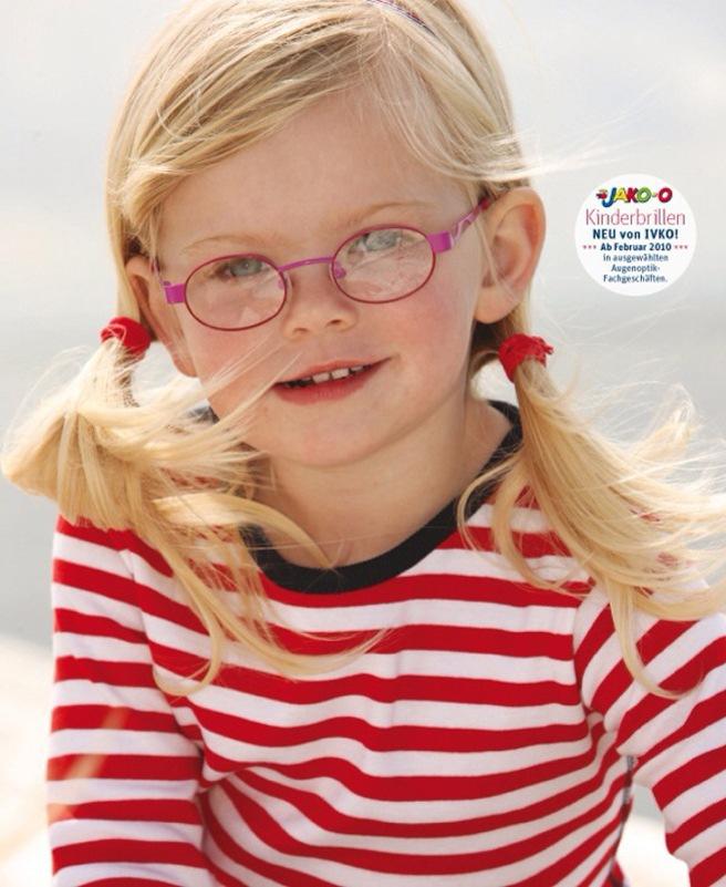 Klare Sicht auch für die Kleinen: Die neuen JAKO-O Kinderbrillen (mit Bild)