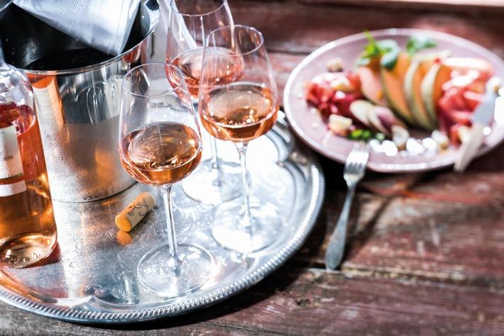 Frisch-fruchtige Sommerweine - Rosé-Woche bei Lidl / Ausgezeichnetes Weinsortiment bei Lidl - für jeden Geschmack der passende Wein zum besten Preis