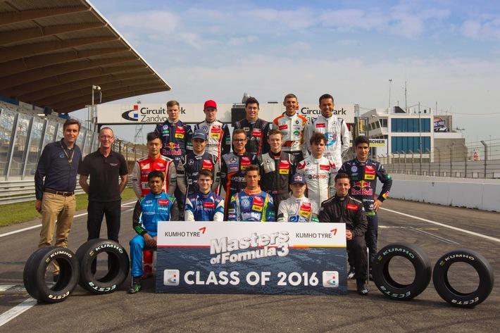 KUMHO PRESSEMITTEILUNG: Erfolgreiches Motorsport-Jahr 2016 für Kumho