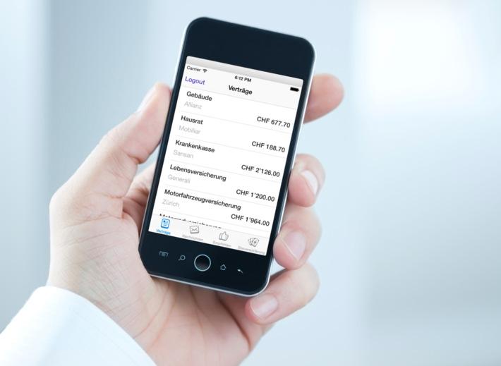 Investapedia: Erinnerungs-App für Versicherungs-Wechsel