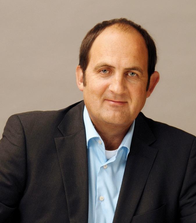 Digitalstrom rüstet auf: Ehemaliger Yello-Chef Martin Vesper wird CEO der Aizo Group AG