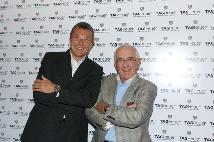 TAG Heuer SA: Dream Machines driven by generous hearts