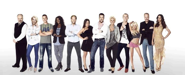 """Glänzender Start für """"Promi Big Brother"""":  18,9 Prozent Marktanteil für die Auftaktshow in SAT.1"""