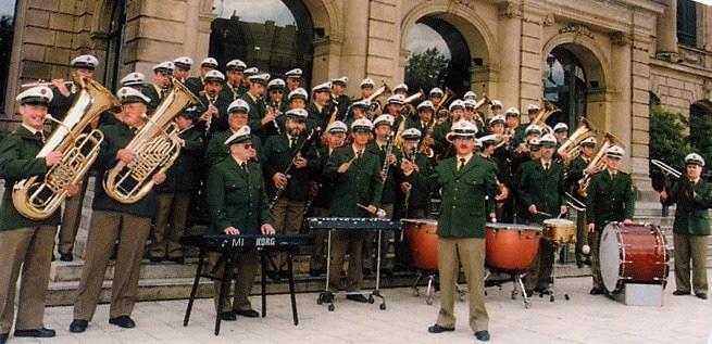 POL-DN: 0405261Das Landespolizeiorchester NRW spielt auf