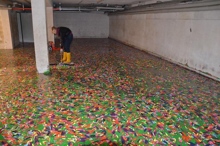 Ein Jahr nach der Flutkatastrophe: Faber-Castell Werk in Engelhartszell jetzt noch effizienter mit Erdwärme