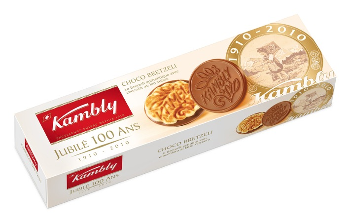 Kambly compie 100 anni