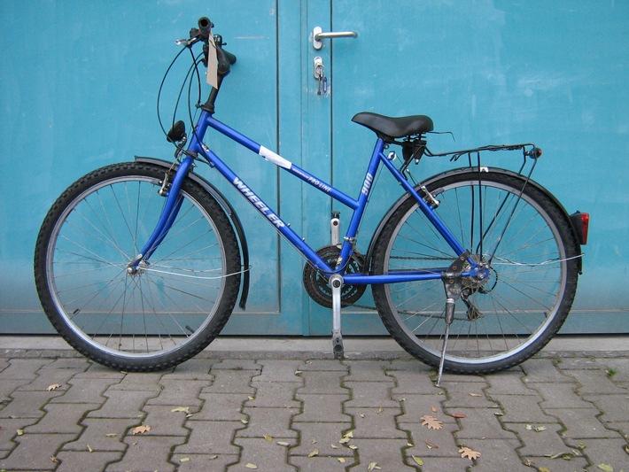 POL-DA: Lampertheim: Kleiner Dieb was nun? | Gestohlene Fahrräder suchen ihre Besitzer
