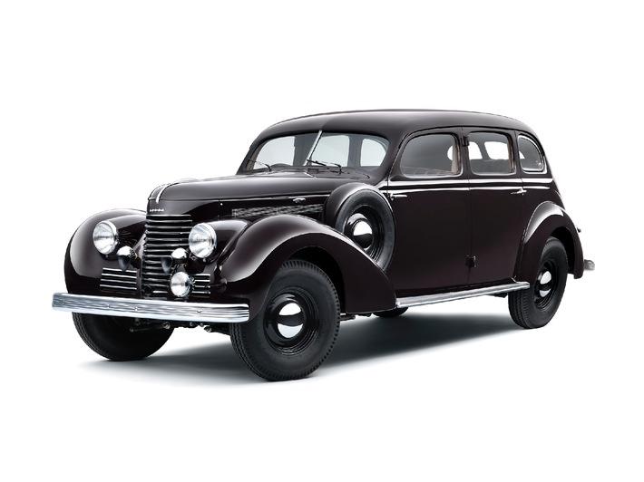 Happy Birthday: Drei SKODA Automobil-Ikonen werden 80 Jahre alt