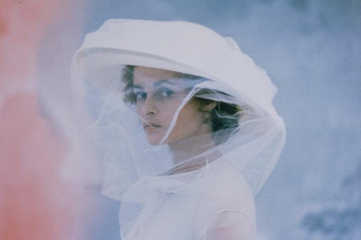 """Helena Bonham Carter: """"Ich habe ständig Schuldgefühle""""// Helena Bonham Carter und Tim Burton haben Angst vor Tauben"""