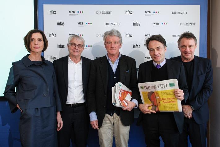 Allmendinger: Die Deutschen sind offen für Veränderungen / ZEIT-Studie zeigt: Bei Erwerbsarbeit, Gesundheit und Familie brechen die Menschen mit alten Werten