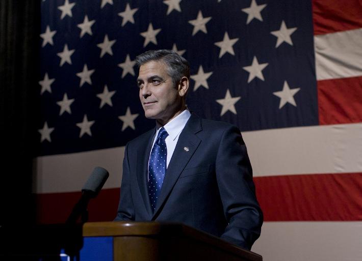 """George Clooneys """"The Ides of March"""" am 8. Juni 2014 auf ProSieben"""