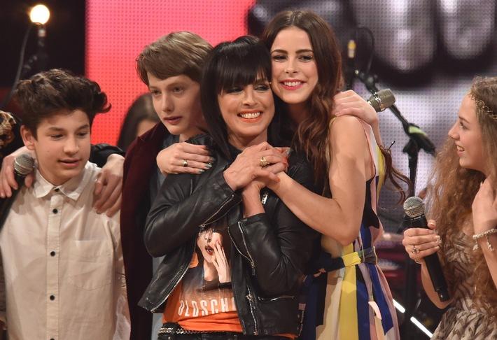 The Voice Kids - Halbfinale