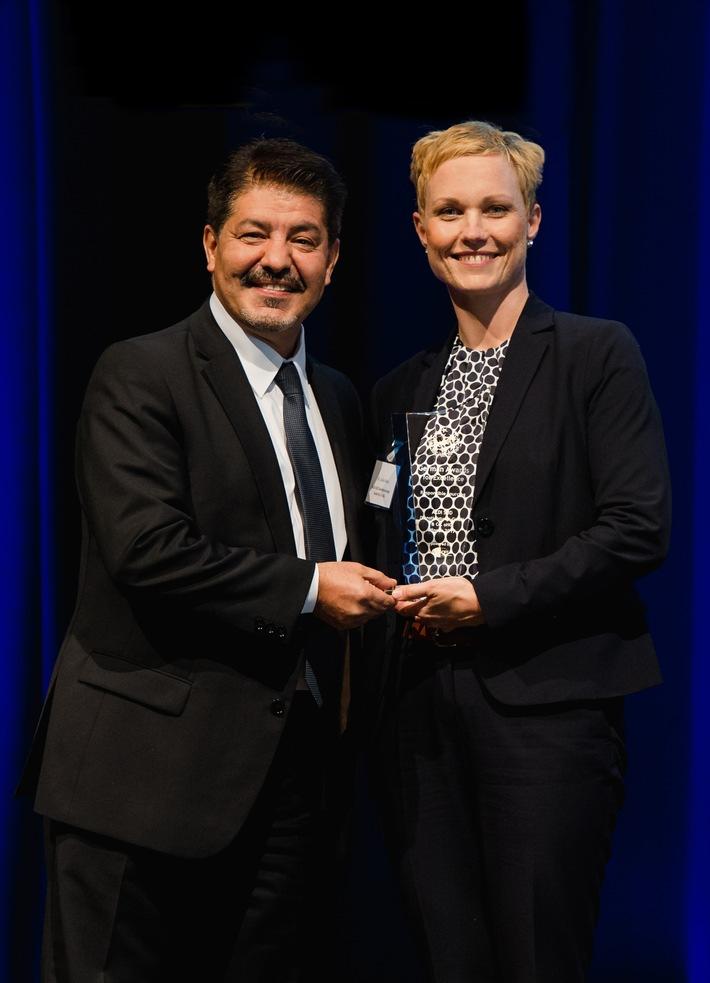 Vorbildliches Nachhaltigkeitsmanagement in der Lieferkette: ALDI SÜD erhält German Award for Excellence