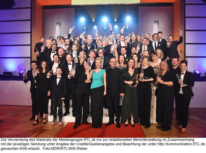 """MDR-Koproduktion """"Nackt unter Wölfen"""" gewinnt """"Deutschen Fernsehpreis"""" 2016 für """"Besten Fernsehfilm"""""""
