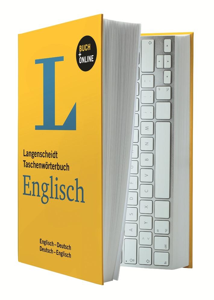 Der Klassiker ganz neu! / Langenscheidt präsentiert das erste on- und offline Taschenwörterbuch