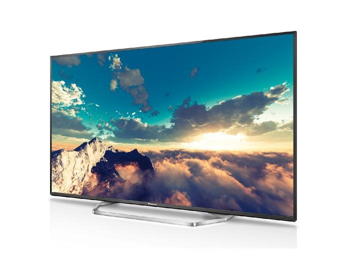 Panasonic CXW754 und CXW704: Großartiges TV-Vergnügen in 2D und 3D
