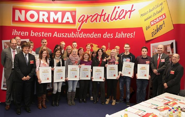 Jobs mit Zukunft NORMA: Spitzen-Ausbildung und steile Karriere