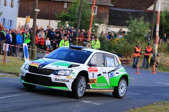 Nach Platz drei in China: SKODA AUTO Deutschland ,Jetsetter' Kreim/Christian reisen hoch motiviert zur Rallye Deutschland