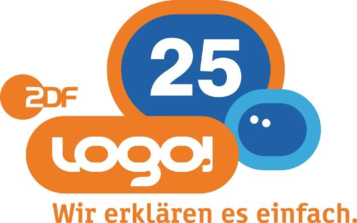 25 jahre quot logo quot kika feiert jubil 228 um der zdf kindernachrichten vom 9 bis 11 januar