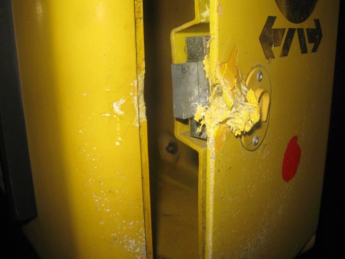 POL-PDWO: Postbriefkästen geknackt - Täter nach Flucht gefasst