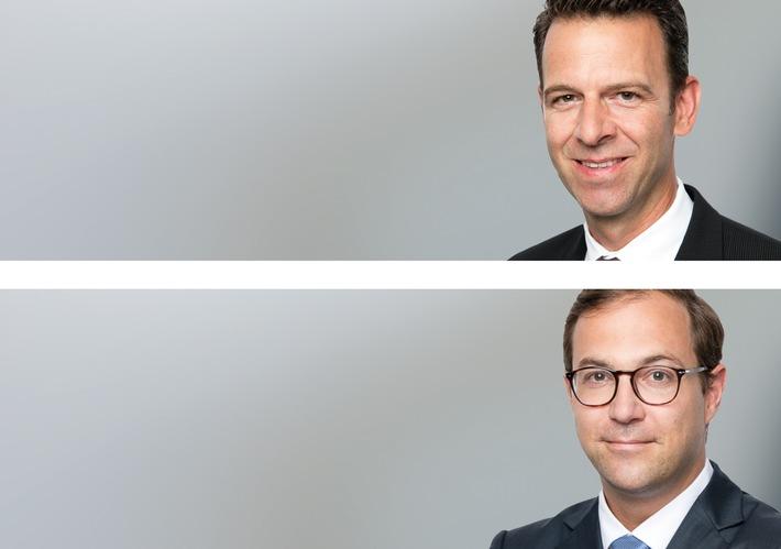 Synpulse Management Consulting holt ehemalige Senior Manager der Credit Suisse ins Team / Verstärkung der Bereiche Digital Banking, Advisory und Compliance