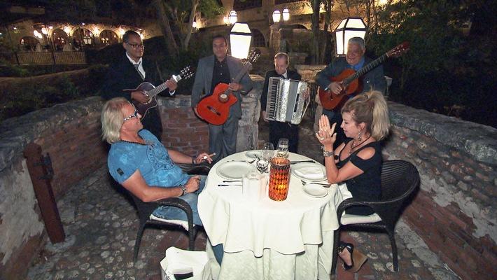 """Die Geissens"" - Carmens Tränen beim Candle-Light-Dinner"