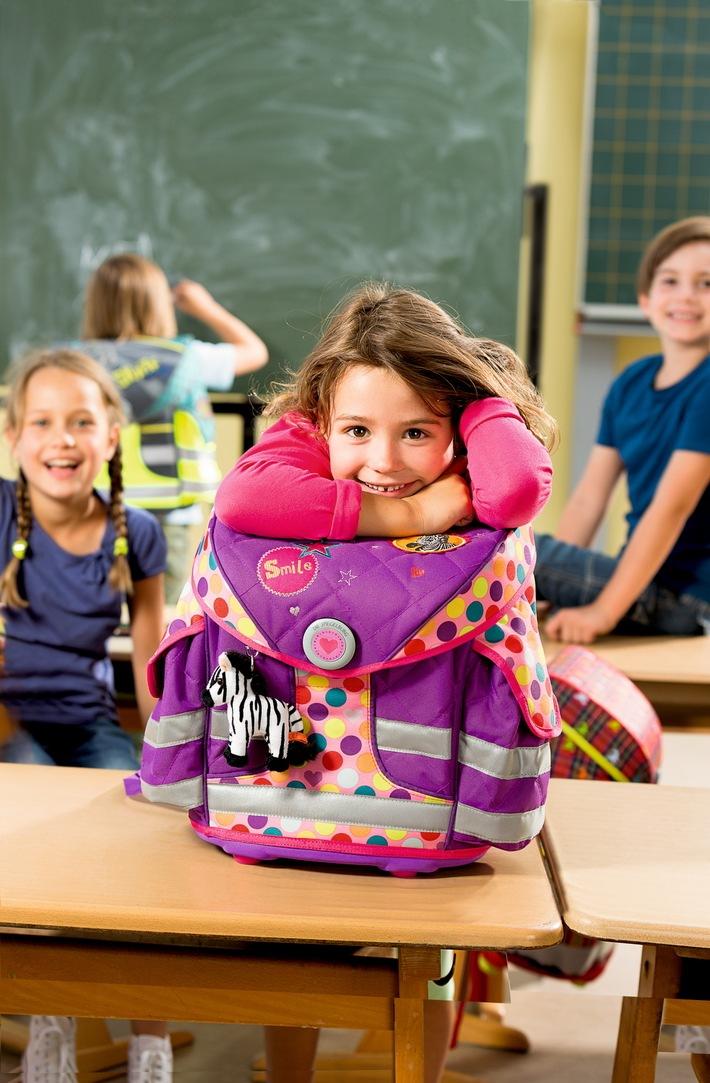 Welcher Schulranzen passt zu meinem Kind? Checkliste für den Ranzenkauf