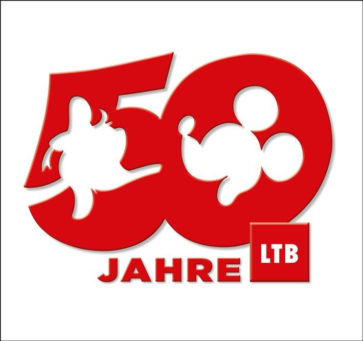 50 Jahre Lustiges Taschenbuch - feiern Sie mit!