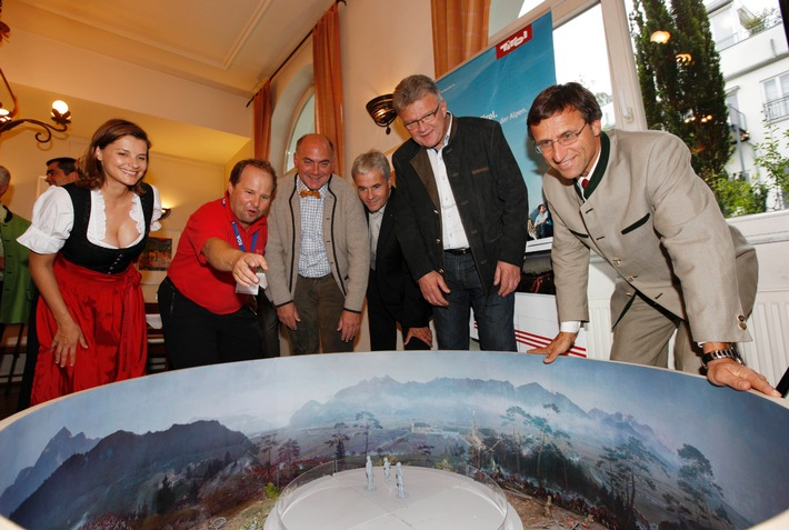 RDA-Messe Köln - Großes Interesse an Tirol