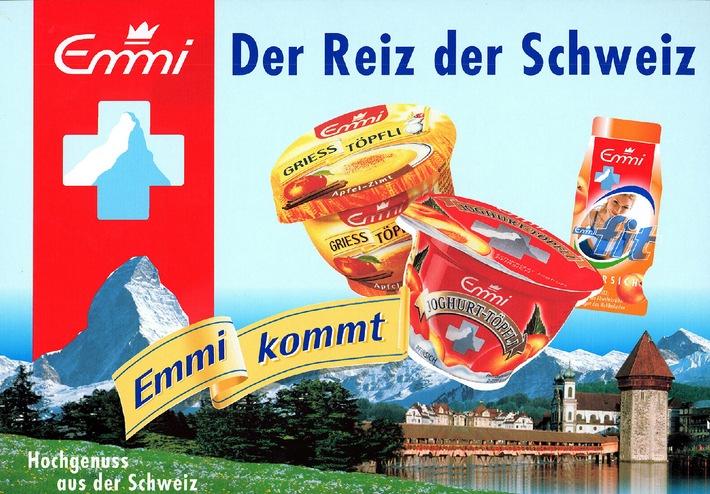 Emmi: Grossstart in Deutschland und Österreich